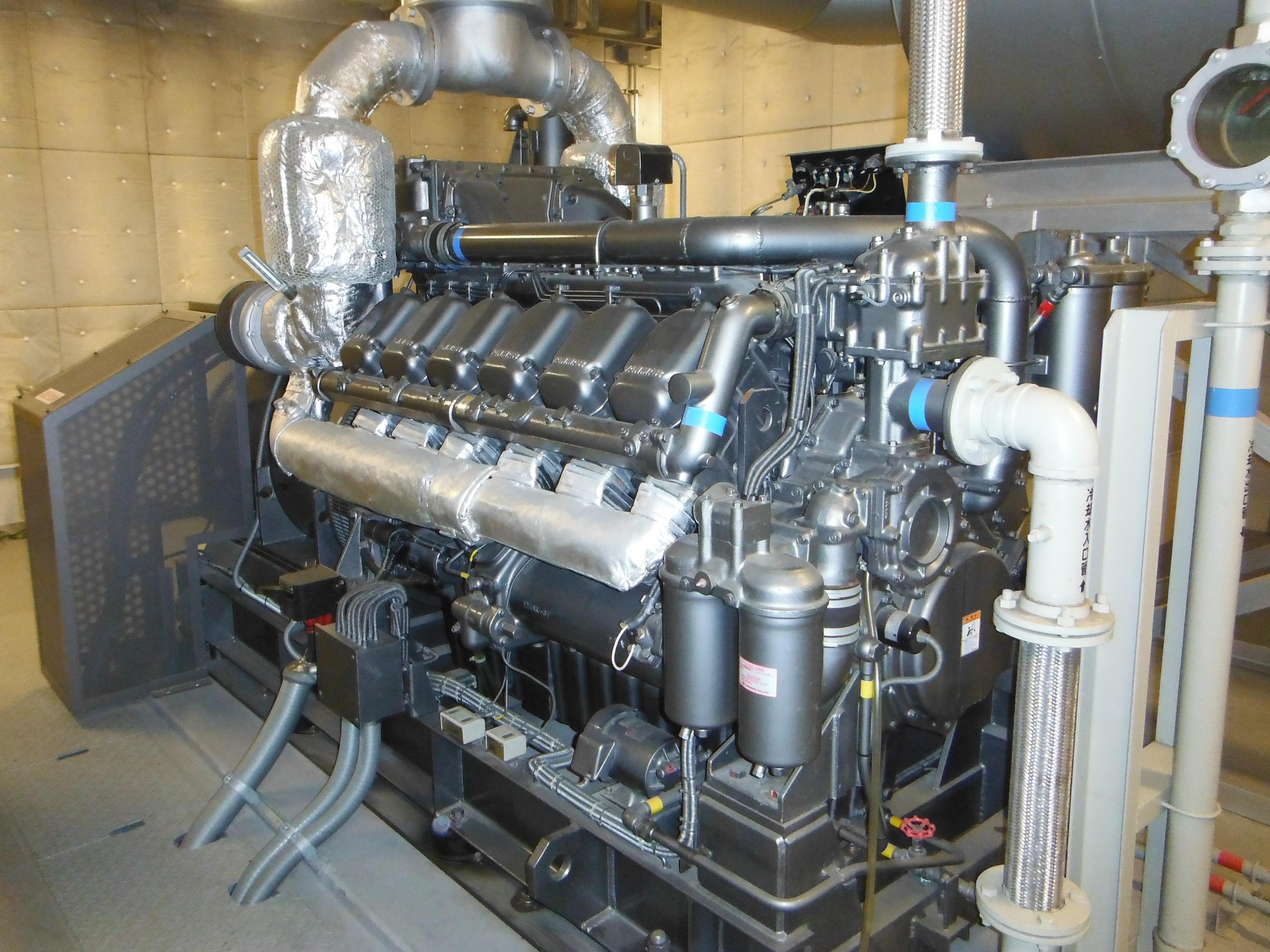 自家発電設備のイメージ